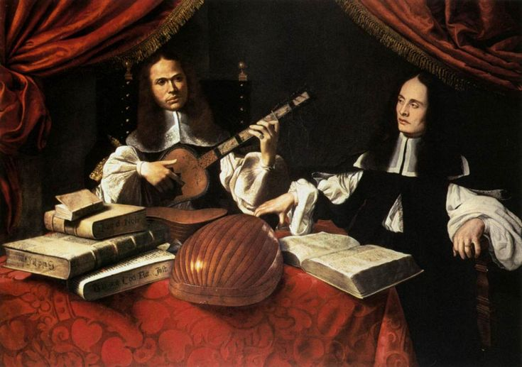 Evaristo Baschenis, Agliardi Triptych, 1665
