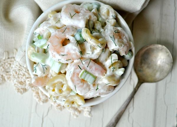 Shrimp Pasta Salad 6