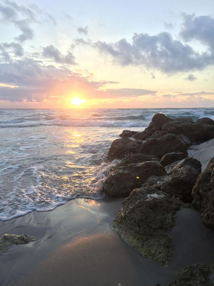 Sunrise in Palm Beach Florida [1920 x 1080] [OC]   landscape Nature Photos