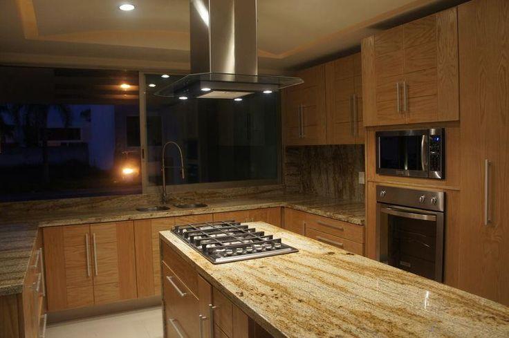 Casa en valle real por Creato Arquitectos #cocinas #arquitectura #casa