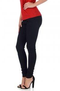 Zwarte skinny jeans van Michael Kors. Klik hier voor meer foto's.
