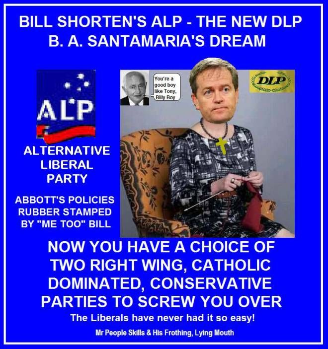 IT'S TIME IT'S TIME TO DITCH BILL SHORTEN AND HAVE ANTHONY ALBANESE AS THE LEADER OF THE LABOR PARTY it's time for Bill Shorten to resign and give way to Anthony Albanese to lead the Labor Party. http://winstonclose.me/2015/06/10/bill-shorten-leadership-is-destroying-our-labor-values-written-by-winston-close/..