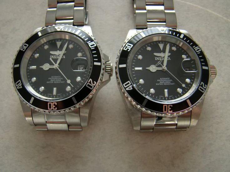 Invicta 8926 C and 8926 OB
