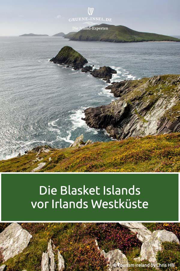 Die Blasket Islands Vor Irlands Westkuste In 2020 Irland Reise