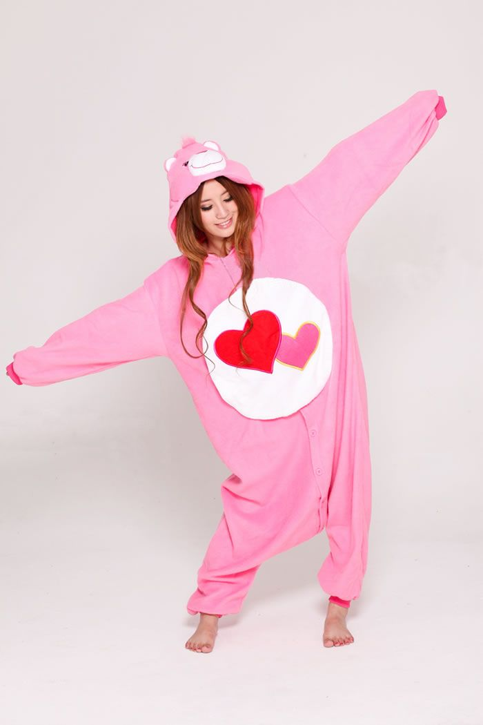 Care Bear Onesie! I need this!