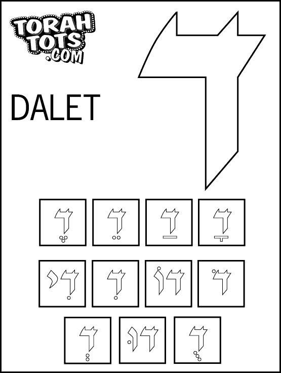 Alef Bet Scripted - image 6