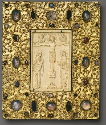 Book Cover Art History : Best images about medieval bindings on pinterest