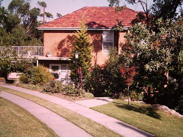 Lived at Chatswood 1970