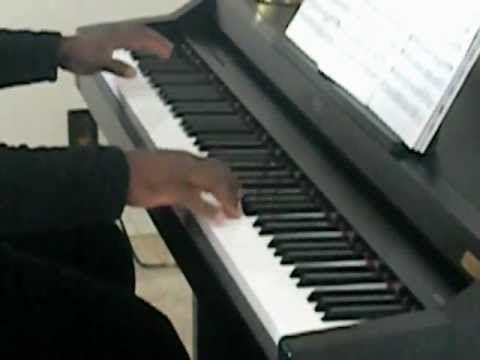 Volta Fantasy, By Prof. J. H. K. Nketia. Harold Richter -  Piano