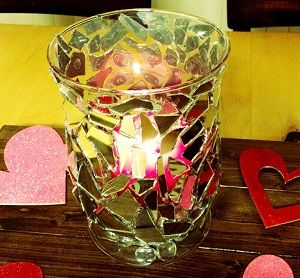12 best images about mirror crafts on pinterest for Broken mirror craft ideas