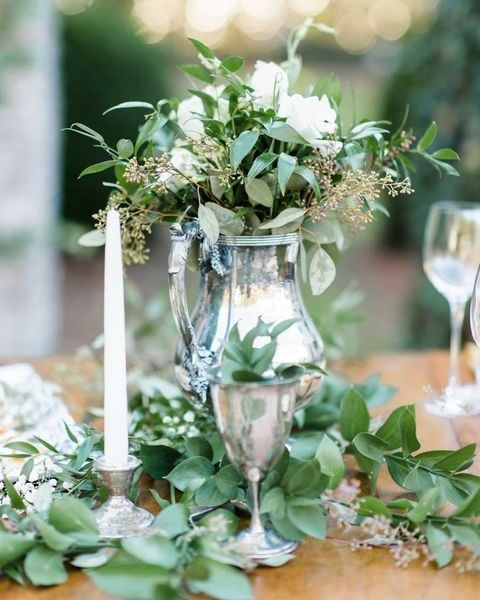 Best images about wedding greenery on pinterest