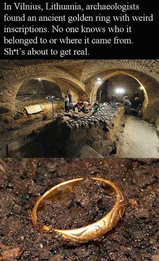 1 ring to rule them all