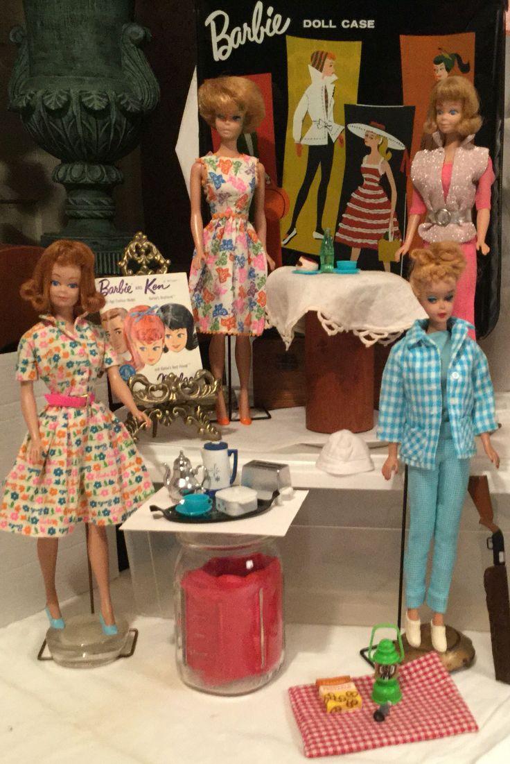 Barbie and Midge 1965!