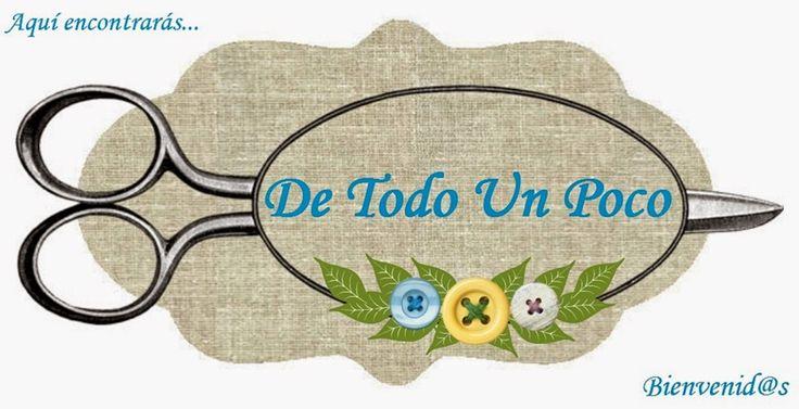 De Todo Un Poco •✿• Teresa Restegui http://www.pinterest.com/teretegui/ •✿•