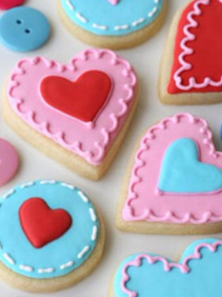 169 best CAKES and COOKIES images on Pinterest | Petit fours ...