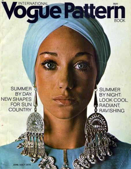 Google Image Result for http://blog.kuteclothes.com/wp-content/uploads/2011/06/Marisa-Berenson-on-Vogue-Pattern-cover-in-turban.jpg: