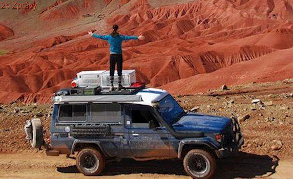 Cestování nalehko. Přes poušť do marockého Hollywoodu toyotou