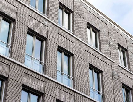 Vande Moortel Facing Bricks Nature Green Grey