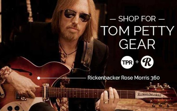 Tom Petty Rocks and Reverb