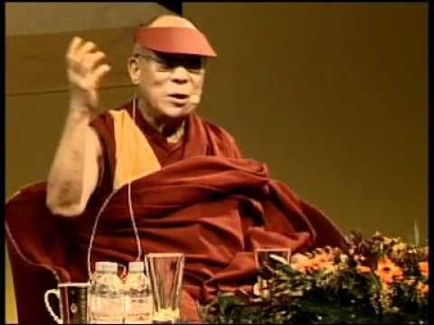Dalajlama Praha 30.11.2008