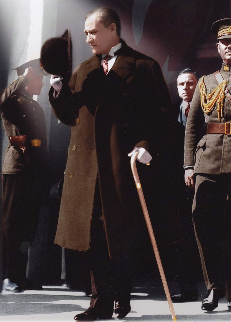 The Leader    Mustafa Kemal ATATÜRK