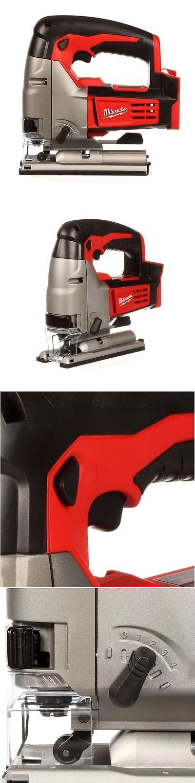Jig and Scroll Saws 122834: Milwaukee 2645-20 M18 18V Li-Ion Cordless Jigsaw (Bare Tool) -> BUY IT NOW ONLY: $129 on eBay!