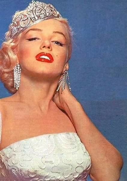 Marilyn Monroe photographed for How to Marry a Millionaire, 1953.