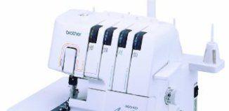 Best Brother 3034D Overlock Sewing Machine (Overlock Stitch)
