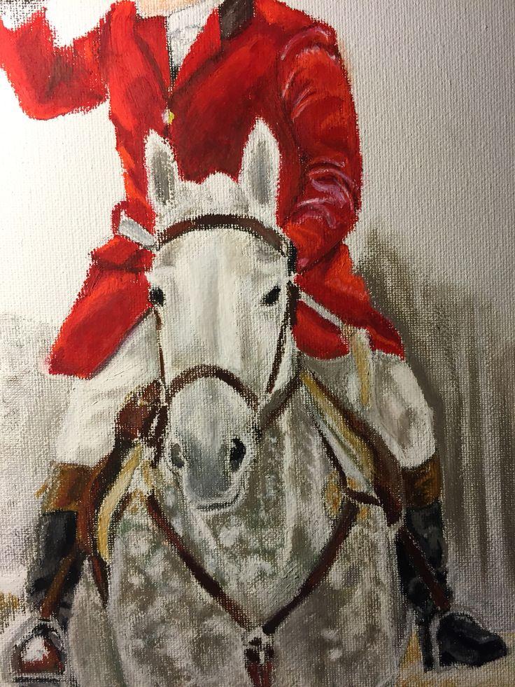 Work in progress-huntsman and the grey 2014