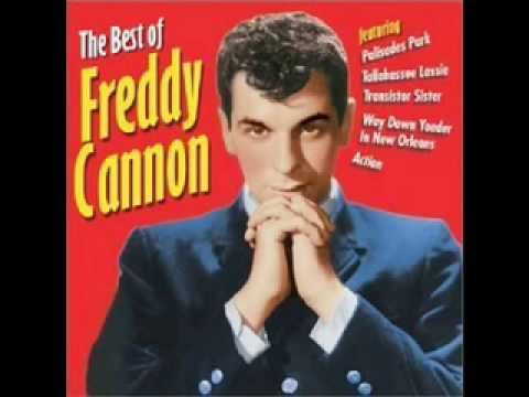 Freddy Cannon - Action Finally found the version that was on the show that was on after Dark Shadows from the 60's....brings back so many memories.