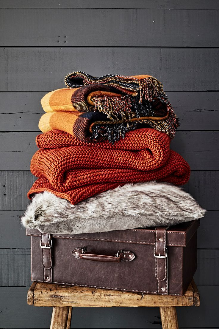 Sainsbury's Autumn/Winter 2015: Bedroom: Contrasting colours to define any…