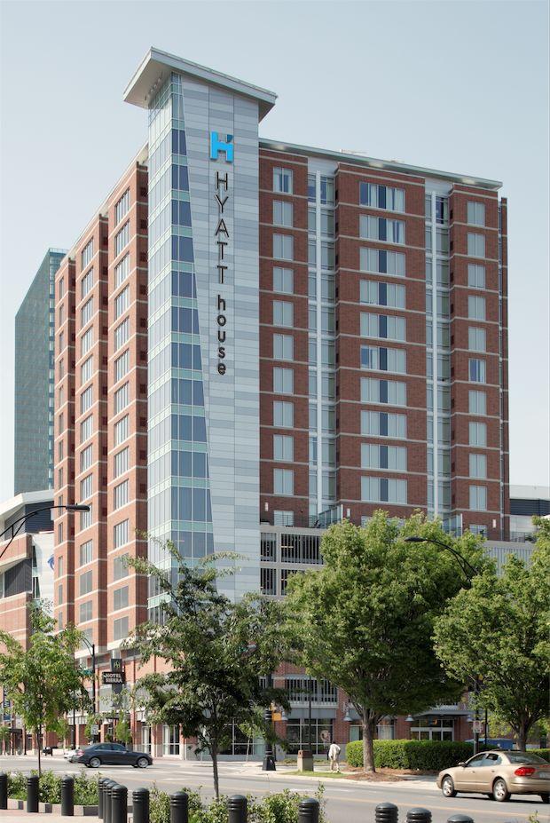 Hyatt House, Charlotte Center City, Charlotte, NC