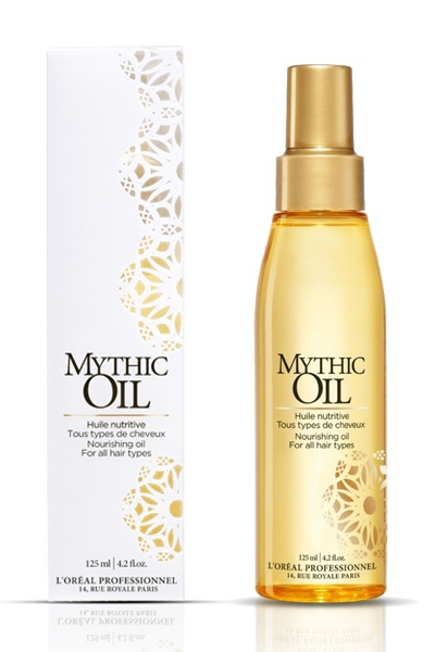 For Thin Hair    L'Oréal Professionnel Mythic Oil Nourishing Oil