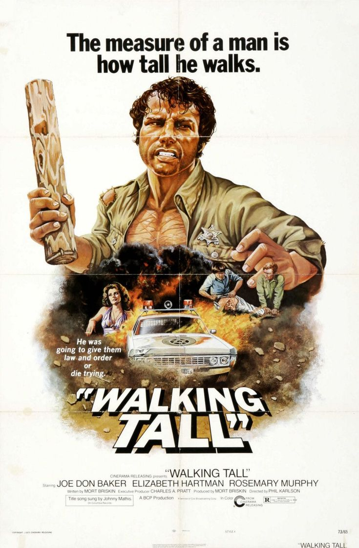 Walking Tall (1973) directed by Phil Karlson