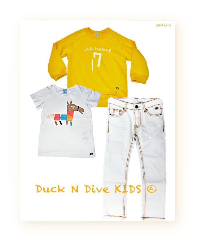 #DuckNDive #Kids #Boys #BoysFashion #Kinderbekleidung #Sieben #PremiumJeans #Curry #Jeans #Sweater #Tshirt #Kombi #Sommer2015 #Fashion #Exklusiv #Limited #Edition #Münster #KönigspassageMünster #Shoppen #OnlineShop #Beliebt #Cool