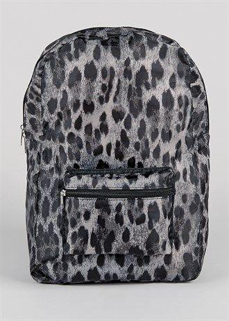Travel Essentials Fold Away Backpack (13cm x 16cm)