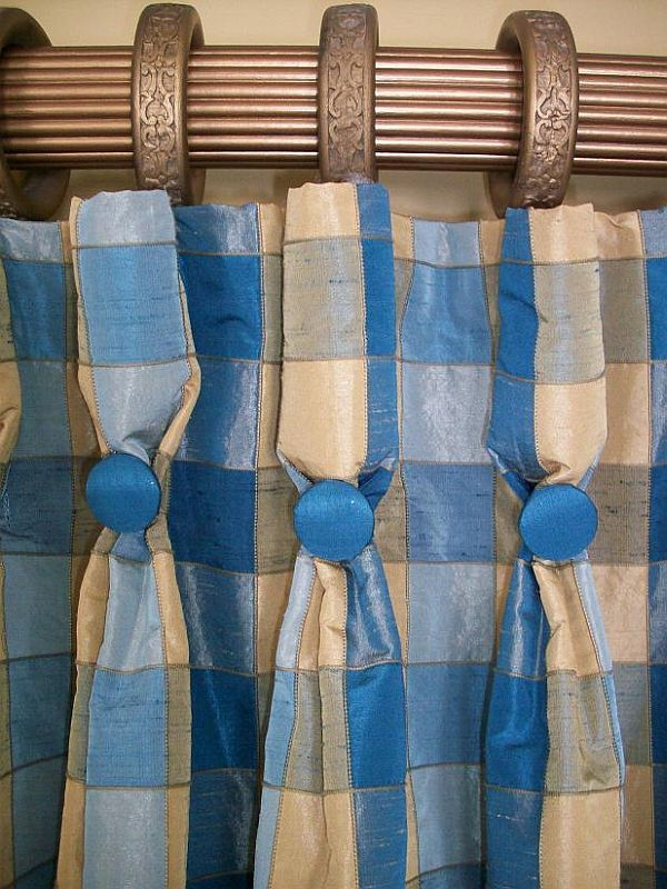 25 best ideas about drapery styles on pinterest types for Different curtain styles