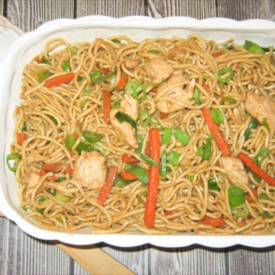 14 best noodles images on pinterest asian recipes chinese food chicken chow mein recipe kelly ryan forumfinder Images