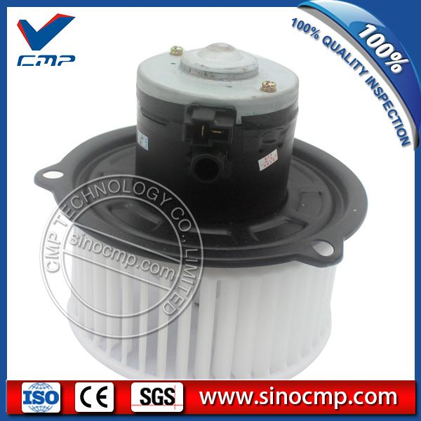 Excavator Electric Air Conditioner Blower Motor For