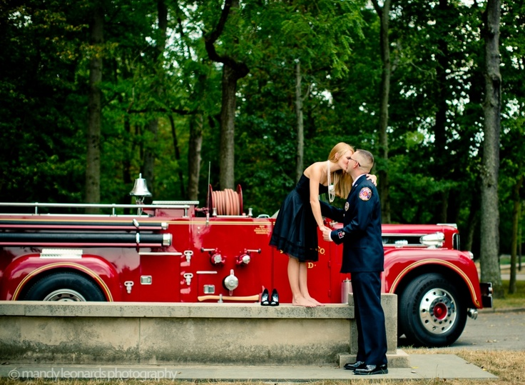10 best Engagement Firetruck images on Pinterest Anniversary
