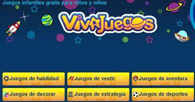 Buen portal donde encontrarás todo tipo de juegos para niñ@s de Infantil y Primaria