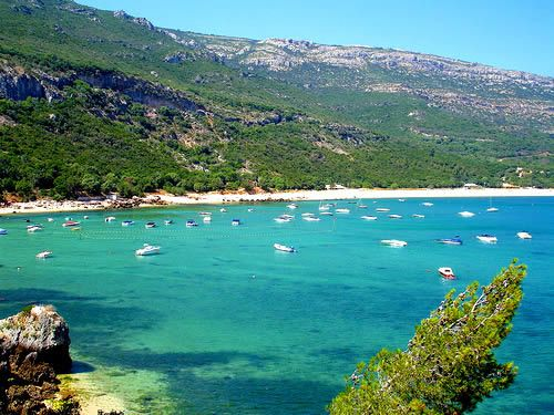 Portinho da Arrabida voted one of the 7 natural wonders