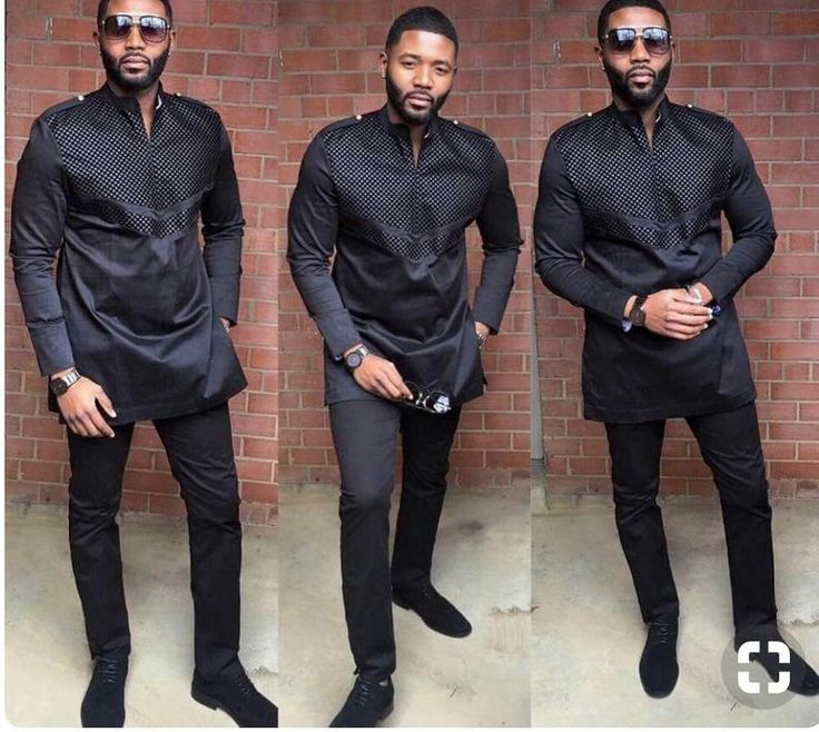 African men/'s clothing African attire,African groom suit,African Dress,Black African Fashion,Black Dashiki,Black Rope African wedding suit