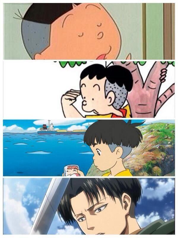 The evolution of Levi
