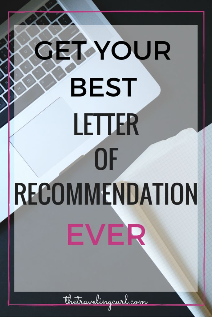 17 best Letters of Recommendation images on Pinterest College - law school recommendation letter sample