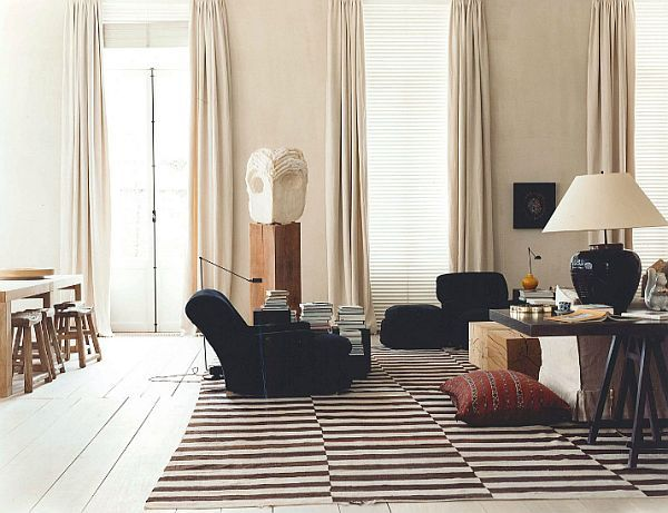 Timeless Antwerp home by Vincent Van Duysen