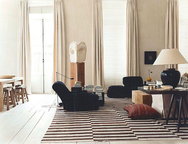 Timeless Antwerp home by Vincent Van Duysen