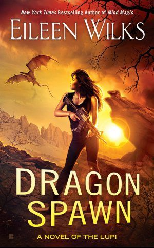 Dragon Spawn by Eileen Wilks. I recommend this story to fans of this series and dragon lovers everywhere. The Genre Minx Book Reviews.