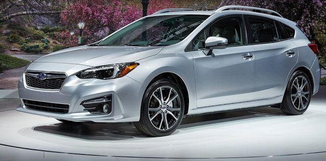 2018 Subaru Impreza Design