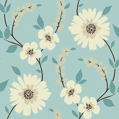 Stansie Teal Wallpaper - Arthouse £9.99